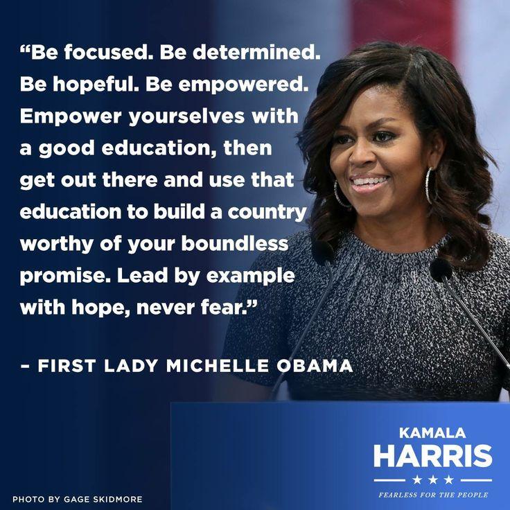 Michelle Obama quote. | Obama quote, Michelle obama quotes