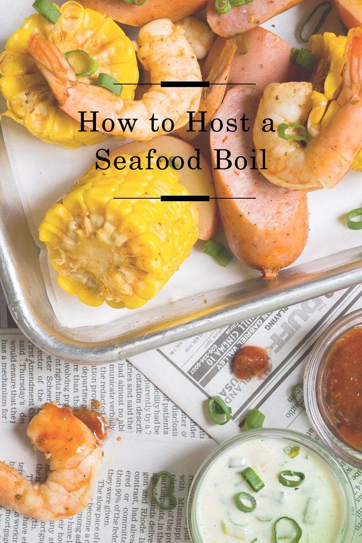 Seafood Boil /