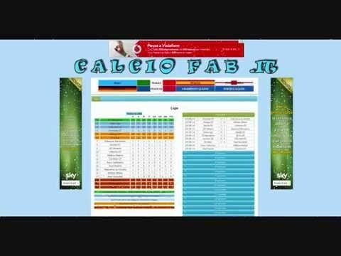 CalcioFab – Classifiche e risultati di calcio. . http://www.champions-league.today/calciofab-classifiche-e-risultati-di-calcio/.  #a #calcio #classifica #classifiche #football #fußball-bundesliga #l #league #liga #premier #risultati #serie #sport