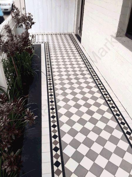 Verandah Tessellated Tiles – 05