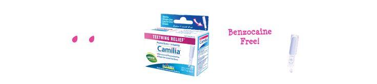 Camilia Teething Medicine