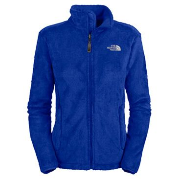 Cheer loudly. Look great. The North Face Osito Jacket Marker Blue #OnlineShoes #ShoeperBowl #shoeperbowl