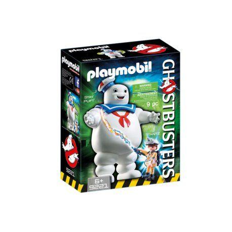 """Witajcie w Poniedziałek:)    Ghostbusters od Playmobil z ekto-okulara Raya Stantz, do rozpoznawania niewidocznych duchów oraz protonowy plecak wraz z """"miotaczem protonowym"""".    Zestaw Playmobil 9221 - Stay Puft Marshmallow Man - Urocza i puszysta jak pianka figurka od lat 6.     No i już wiecie jak znajdować duchy:)    http://www.niczchin.pl/figurki-playmobil/4127-playmobil-9221-stay-puft-marshmallow-man.html    #ghostbusters #marshmallowman #staypuft #playmobil #zabawki #niczchin #kraków"""
