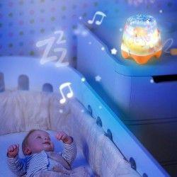 Lampka z kołysanką Muzyczny Teatrzyk