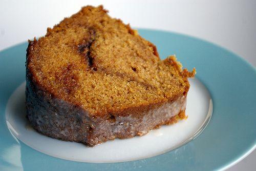 Sour Cream Pumpkin Streusel Bundt Cake   Patent & the Pantry