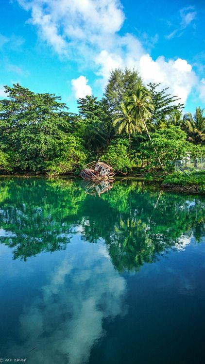breathtakingdestinations:  Manus Island - Papua New Guinea (byHadi Zaher)