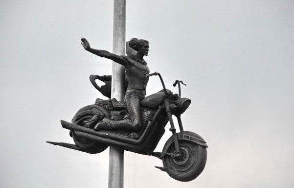 Алексей Голубев  18 сентября - день памяти погибших мотоциклистов