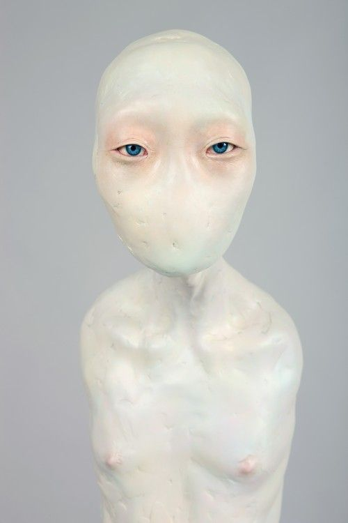 Amazingly disturbing! Choi Xooang - http://www.slash.fr/en/evenements/the-islet-of-asperger