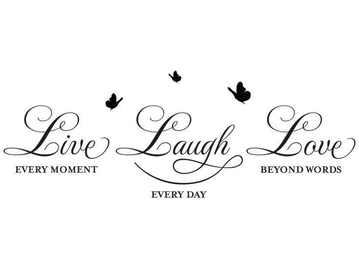 live laugh love tattoos - Google Search