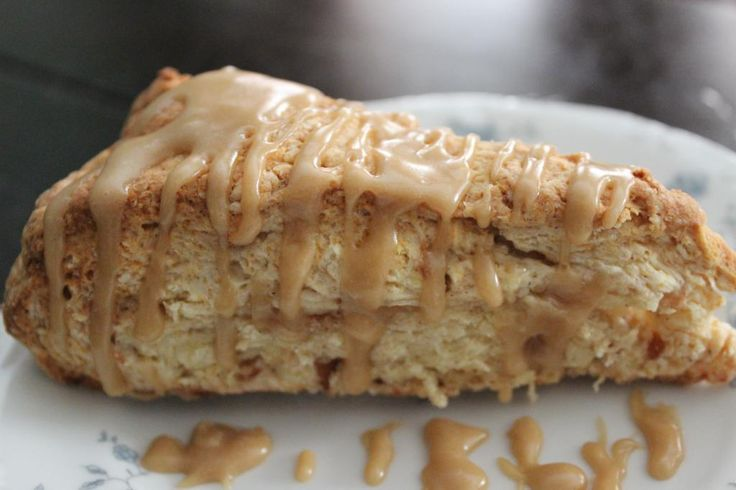 Caramel Apple Scones Apple Scones, Apples Scones, Scones Vegans ...