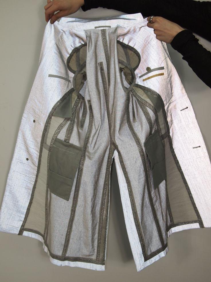 Carol Christian Poell One piece dead end blazer