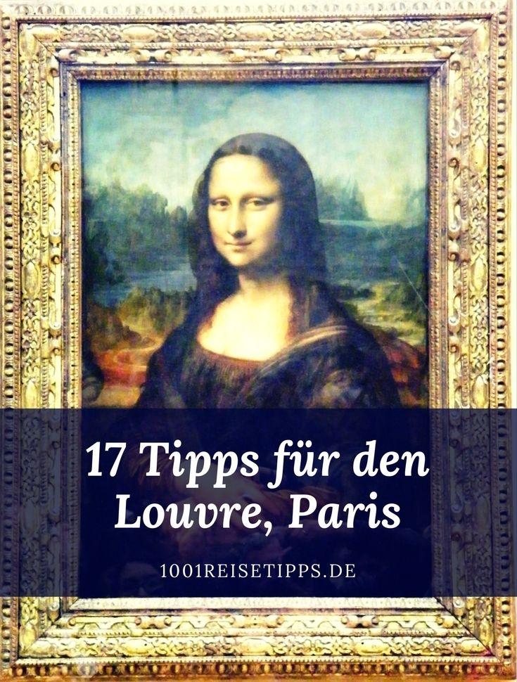 17 Tipps, 40 Kunstwerke & 7 Touren im Louvre; Ich zeige dir, wie du an den langen Schlangen vorbeikommst, welche Kunstwerke du nicht verpassen darfst und wo du dich danach etwas erholen kannst. #reisen #reiseblogger #reiseblog #reisetips #paris #städtereise #städtetrip #louvre