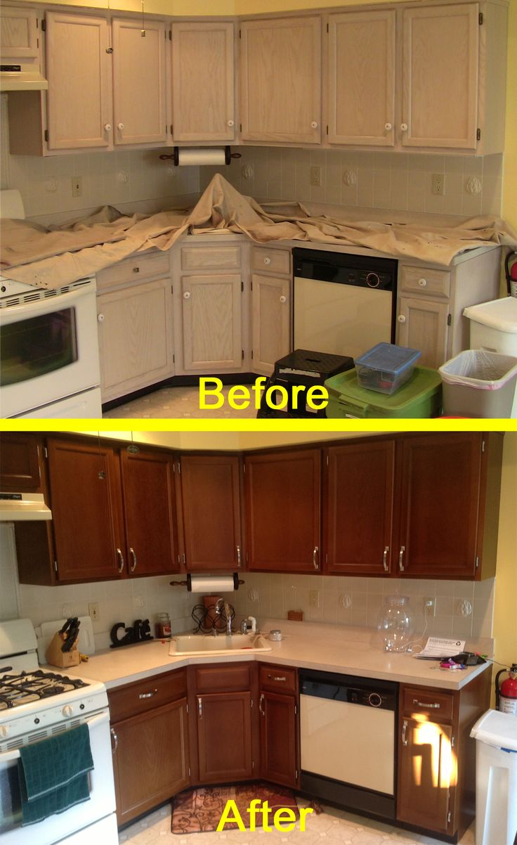 Change Cabinet Colors With N Hance Revolutionary Wood Renewal Kitchen Cabinets Wood Kitchen Cabinets Cabinet Colors