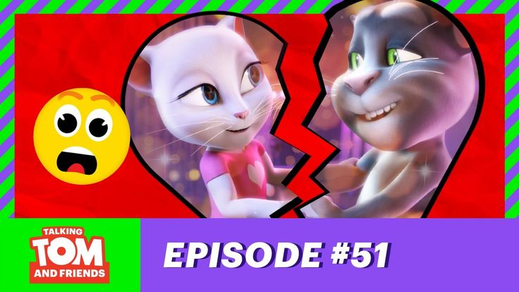 NEW! Talking Tom and Friends - A Secret Worth Keeping: Part Three xo, Talking Angela #TalkingFriends #TalkingAngela #TalkingTom #TalkingGinger #TalkingBen #TalkingHank #Video #New #YouTube #Episode #MyTalkingAngela #LittleKitties #TalkingFriends