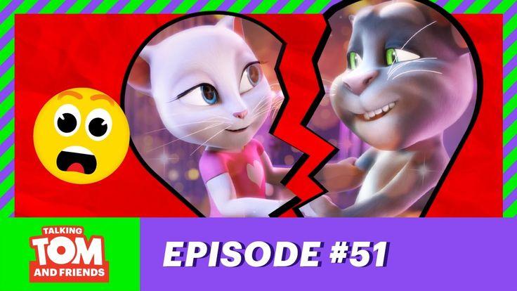 NEW! Talking Tom and Friends - A Secret Worth Keeping: Part Three
