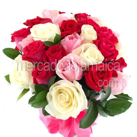 Florerias en Polanco Rosas Rojas Amor !| Envia Flores