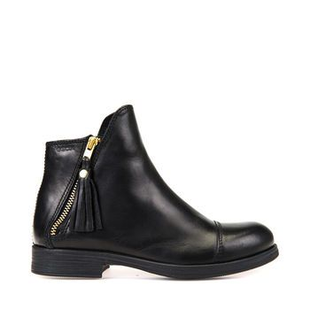 Find Jr Agata girls' ankle boots in black. Wide selection and Free returns at Geox.com.