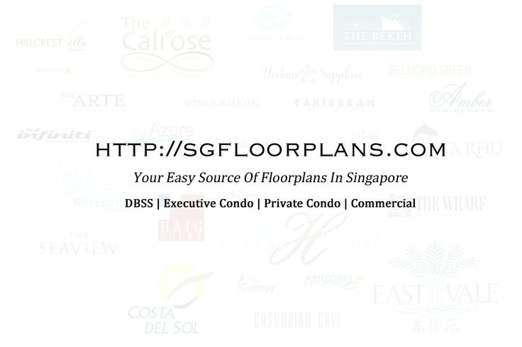 Visit http://sgfloorplans.com for your floor plan needs. Purchase Singapore Condo, DBSS, EC, Commercial and landed floorplans.