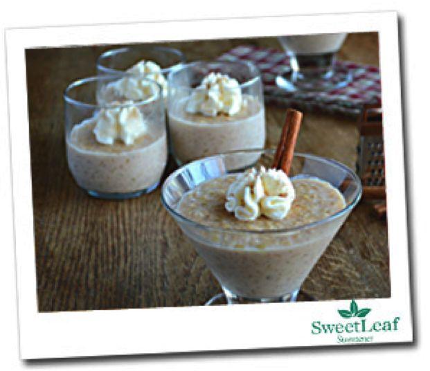 Vanilla Rice pudding