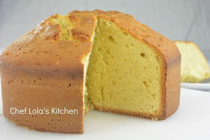 Nigerian Cake – Pound Cake