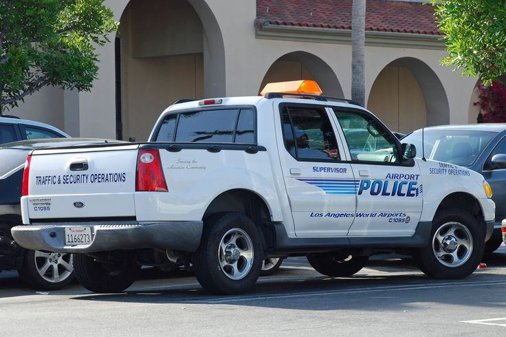LAX Airport Police | Ford Explorer Sport Trac in Los Angeles… | Flickr
