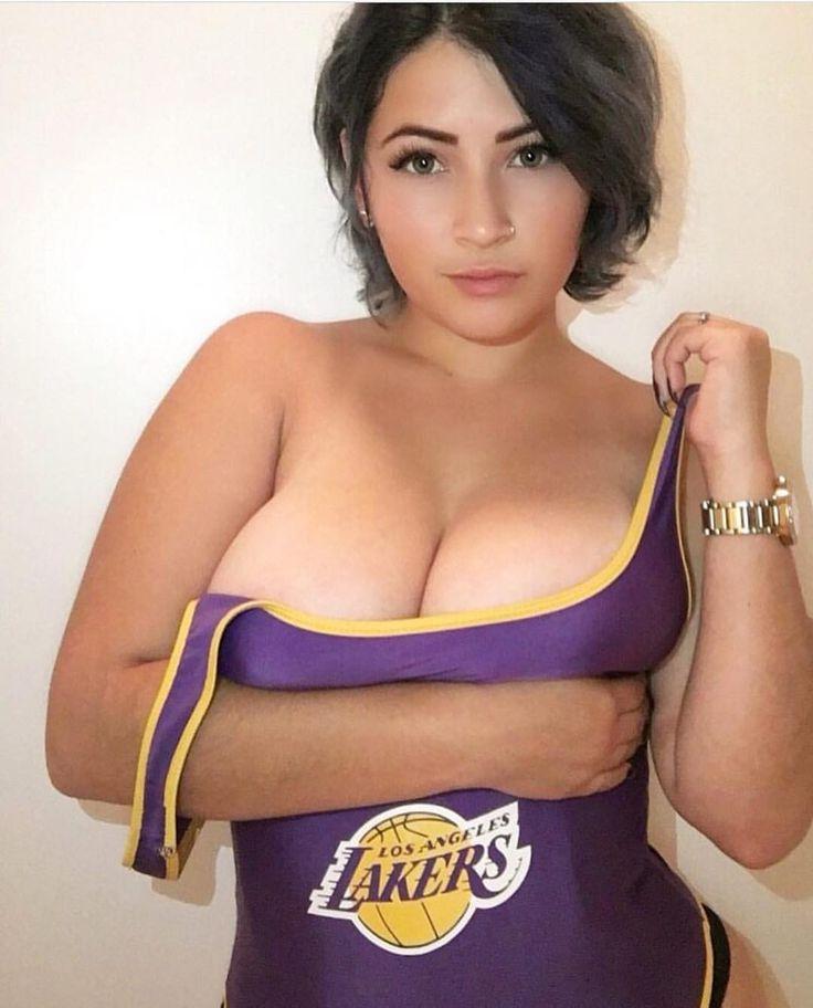 Kobe sex laker girl