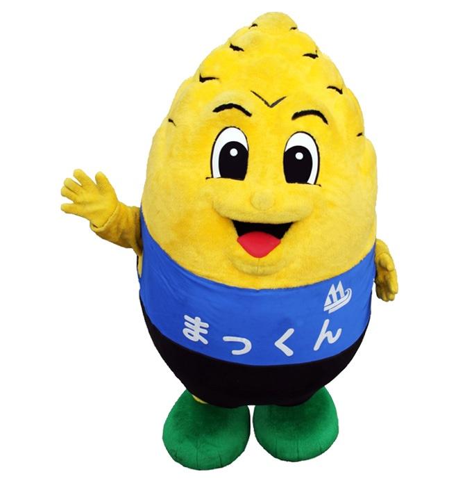 "The most unpopular mascot in Japan ""まっくん"" ... Awwww :("