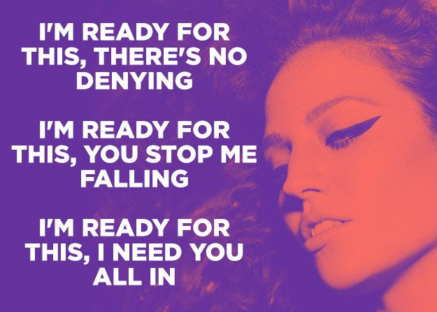 """Jess Glynne, """"Hold My Hand"""" 
