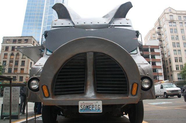 Pig Food Truck Seattle