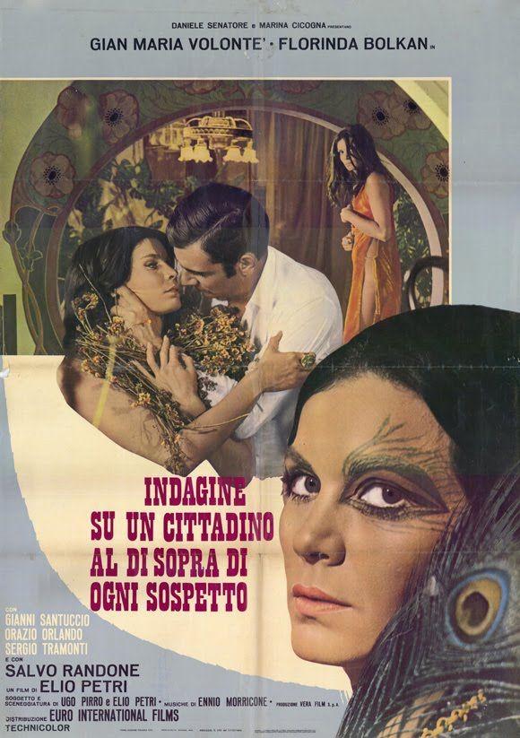 Investigation of a Citizen Above Suspicion (1970) (Italy)
