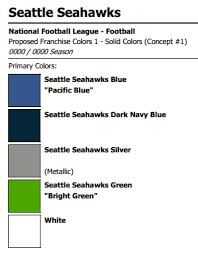 seattle seahawks colors - Google Search