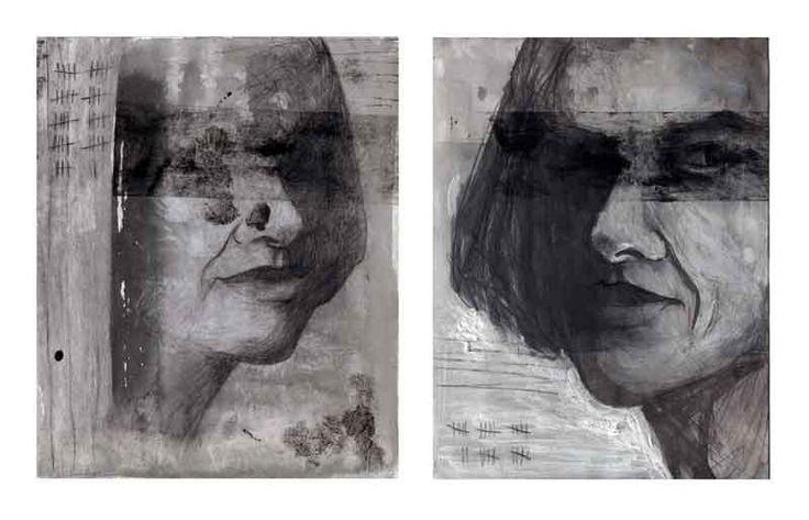 sketch1, woman portrait