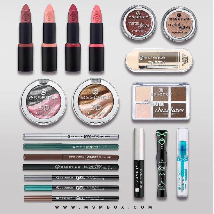 #essence #beauty #makeup #lovely #girls