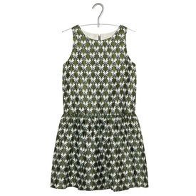 Robe jacquard perroquet Rower by MAJE