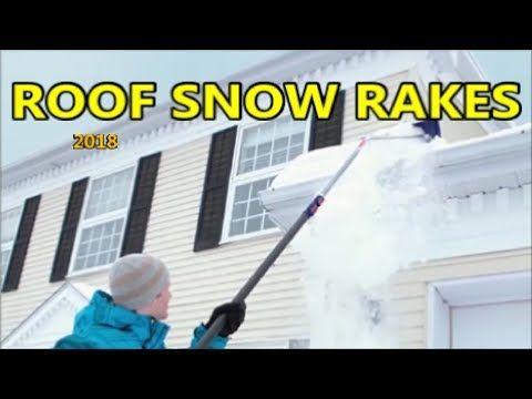 Best Roof Snow Rakes