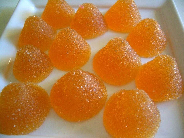 Pâtes de fruits passion abricot - La cuisine de Mercotte