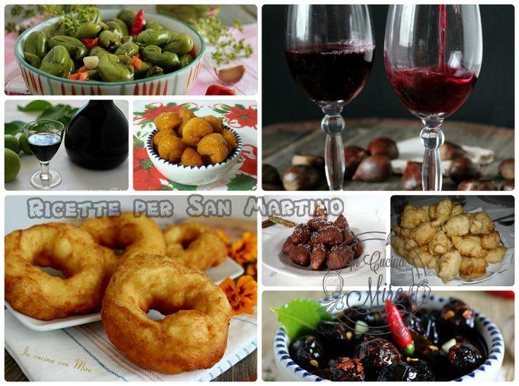 Buon San Martino a tutti con le ricette di #IncucinaconMire #gialloblogs #ricette #foodporn #vinonovello #tradizioni #calabria