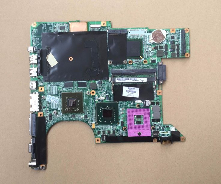 447982-001 FOR HP Pavilion dv9000 DV9500 DV9700 Laptop Motherboard 965 PM 461068-001 100% TESTED GOOD Free Shipping #Affiliate