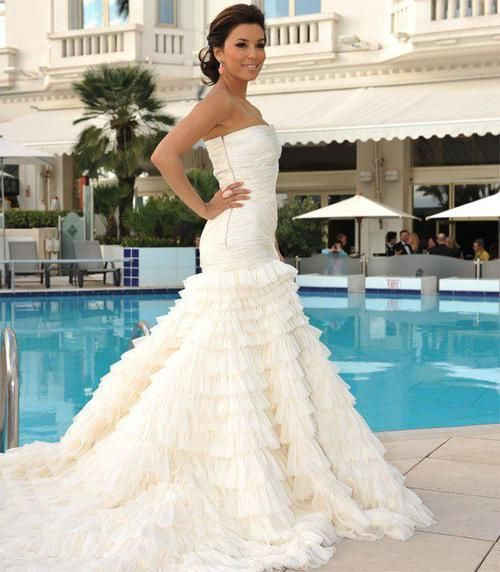 eva longoia wedding photos dress