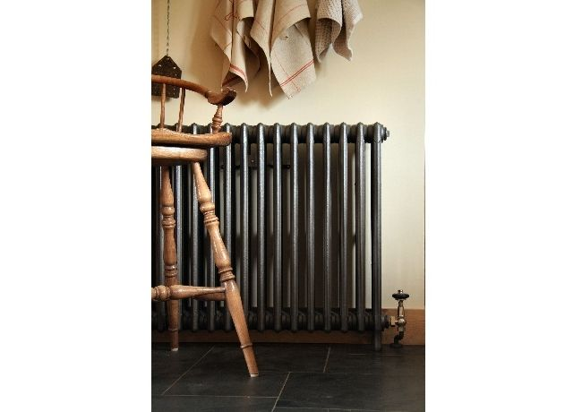 Old radiator company - reclaimed radiators with antique brass valves