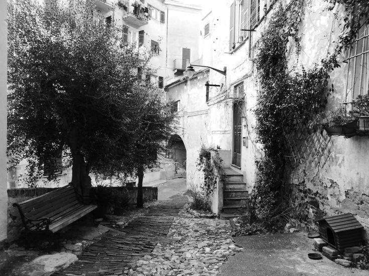 Genova Centro storico Quartiere del Carmine