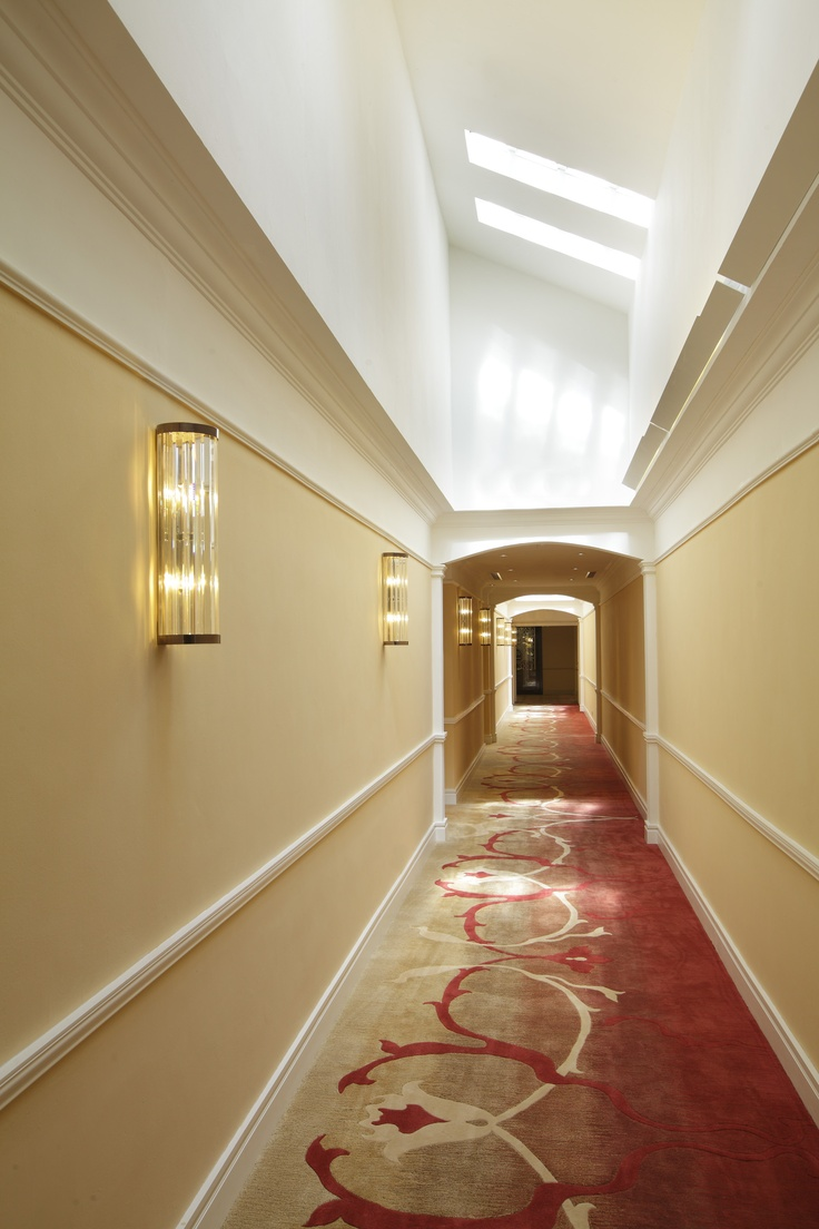 Executive Floor Corridor