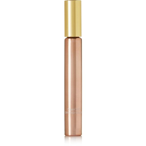 Tom Ford Beauty Orchid Soleil Eau de Parfum Roll-On, 6ml (£29) ❤ liked on Polyvore featuring beauty products, fragrance, tom ford fragrance, eau de perfume, tom ford perfume, eau de parfum perfume and tom ford