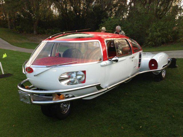 1974 Fascination two door sedan at the 2013 Amelia Island Concours d'Elegance