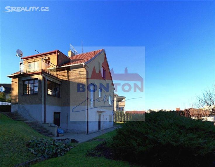 Rodinný dům 240 m² k prodeji Praha 5 - Smíchov; 7999000 Kč, garáž, výtah, patrový, samostatný, cihlová stavba, velmi dobrý.