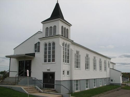 Lakeburn Catholic Church