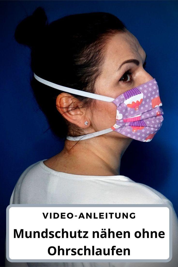 Mundschutz Ohne Ohrschlaufen