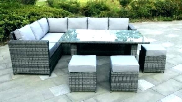 corner sofa outdoor furniture covers taupe color pin by patio on garden pinterest rattan