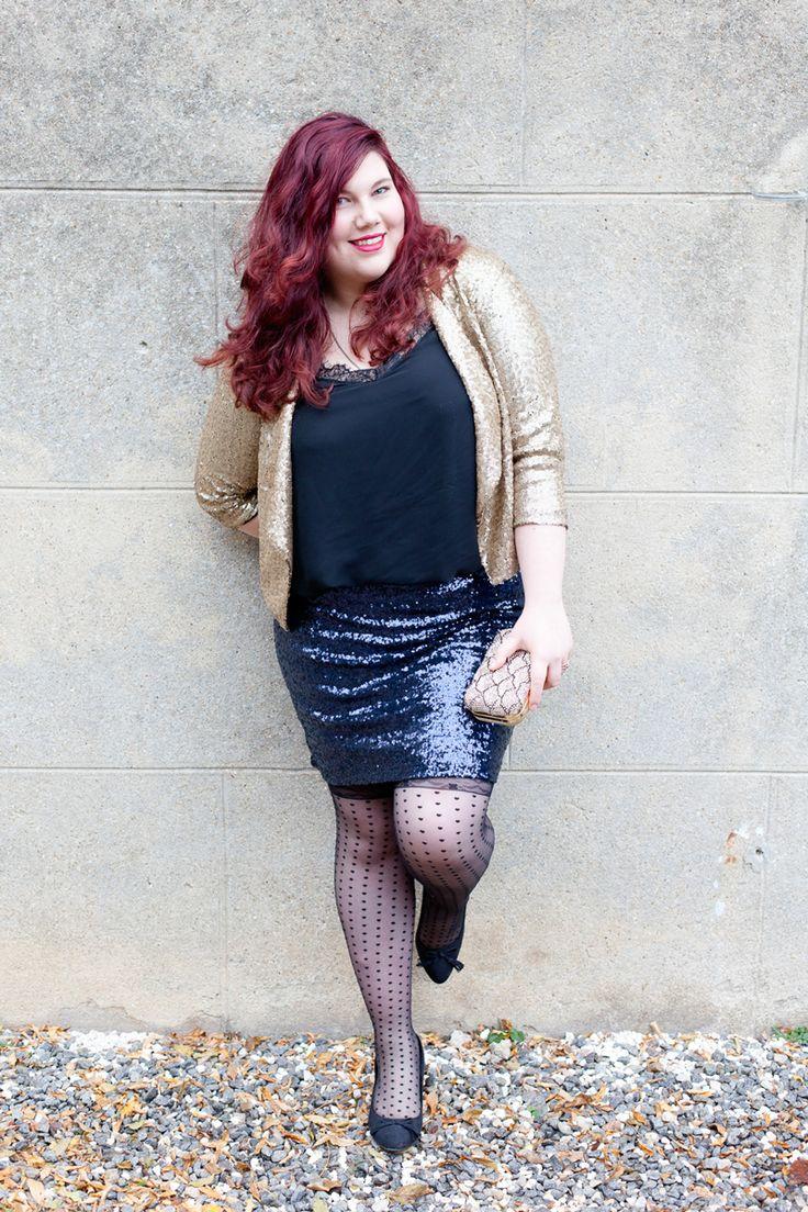 mode, grande taille, castaluna,kiabi , robe, tenue de fête, fête, noel, sequins, brille, party, romantique, sexy,chic, délicat, douce, escarpin