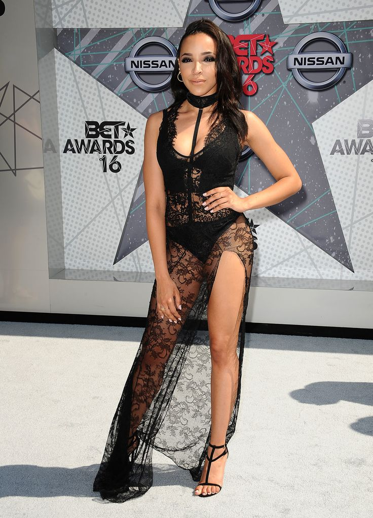 LOS ANGELES, CA - JUNE 26:  Singer Tinashe attends the 2016 BET Awards at Microsoft Theater on June 26, 2016 in Los Angeles, California.  (Photo by Jason LaVeris/FilmMagic) via @AOL_Lifestyle Read more: http://m.aol.com/article/2016/06/26/2016-bet-award-red-carpet-arrivals-sizzle-with-scandalous-styles/21419386/?a_dgi=aolshare_pinterest#fullscreen